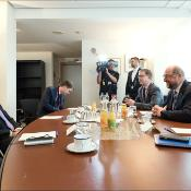 05_Round table with EP President Martin Schulz