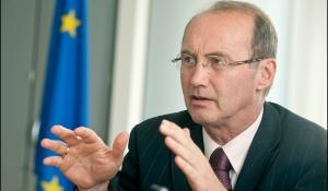 EP delegacijos ES ir Rusijos parlamentinio bendradarbiavimo komitete vadovas Othmar Karas