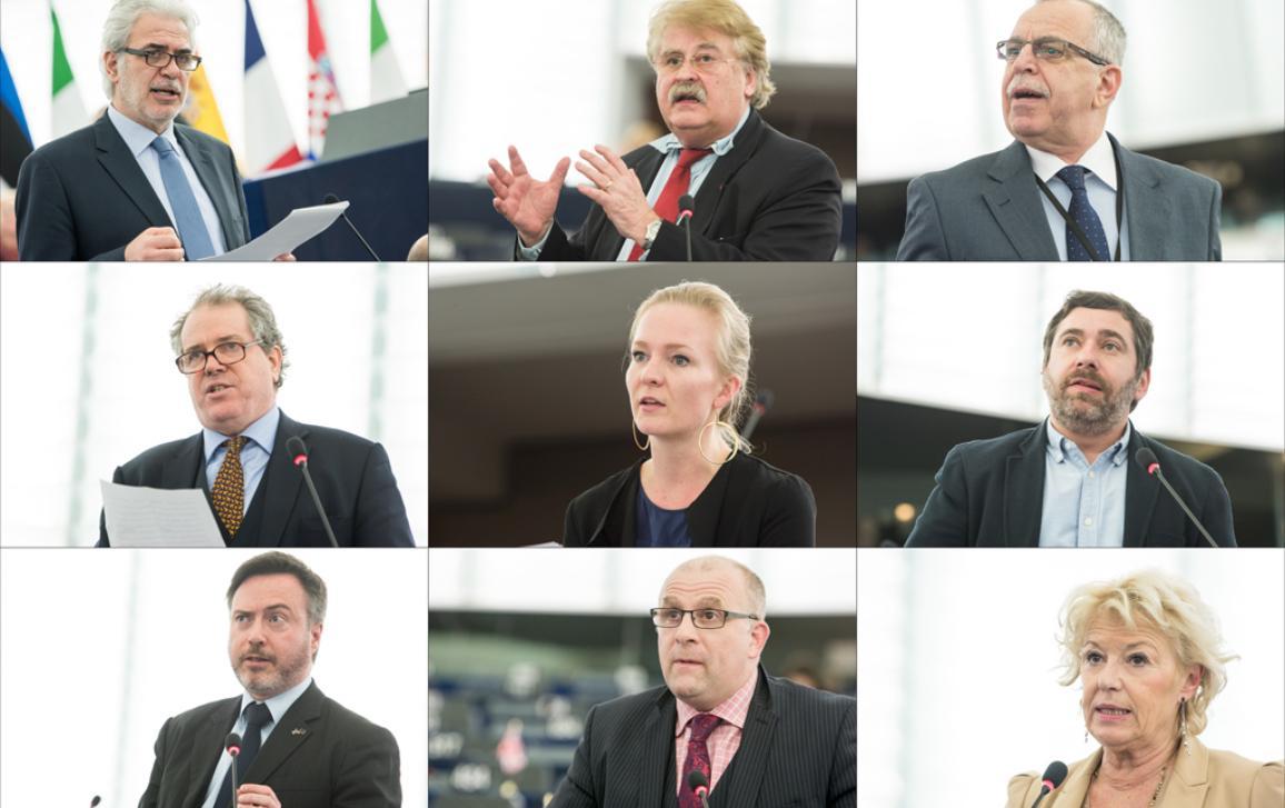 EP debate on Daesh