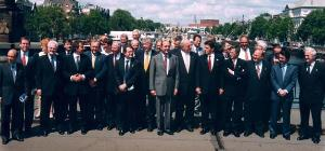 Group photo.<br />Signing of the 1997 Amsterdam Treaty 2nd October 1997