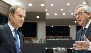 MEPs debate the outcome of the informal summit on 12 February with European Council and Commission presidents Donald Tusk and Jean-Claude Juncker