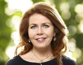 Cecilia Wikström - PETI Chair