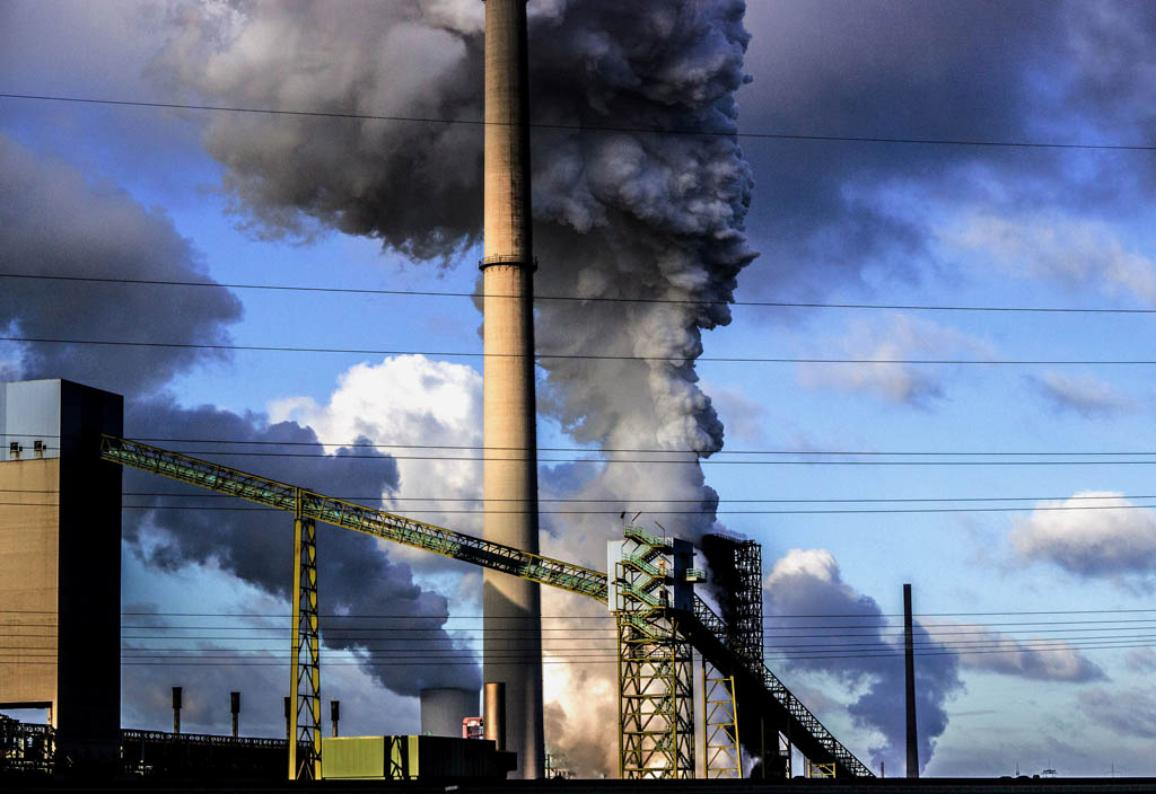 The EP's environmental committee backs the reform of the EU's Emission Trading Scheme (ETS). © BELGA_AGEFOTOSTOCK
