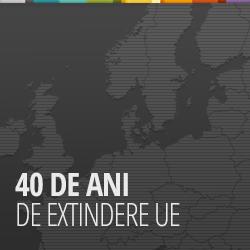 40 de ani de extindere ue