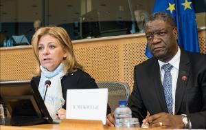 Denis Mukwege at DROI