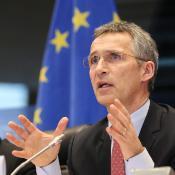 NATO Secretary General, Jens Stoltenberg
