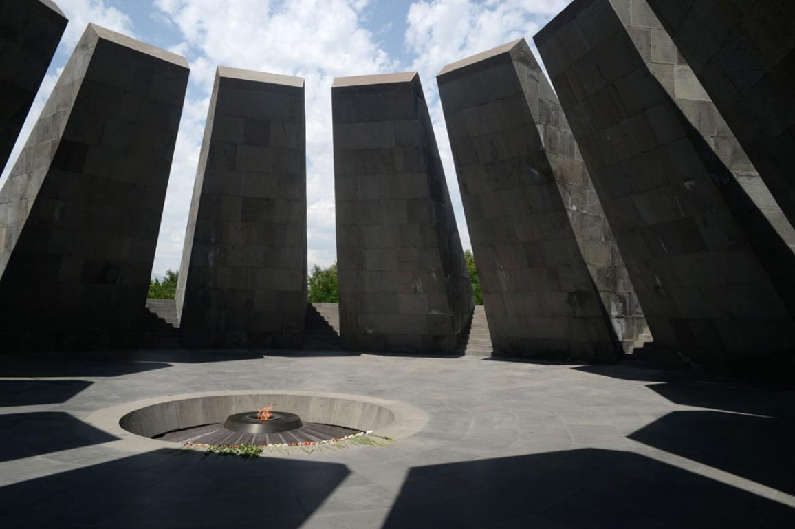 Minnesdagen för folkmordet på armenierna är 24 april ©BELGA_DPA_J.Kalaene
