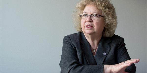 Interview with MEP Jean Lambert