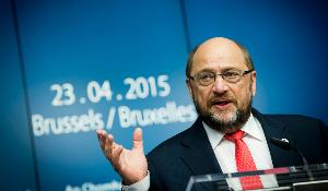 Martin Schulz  © European Union 2015