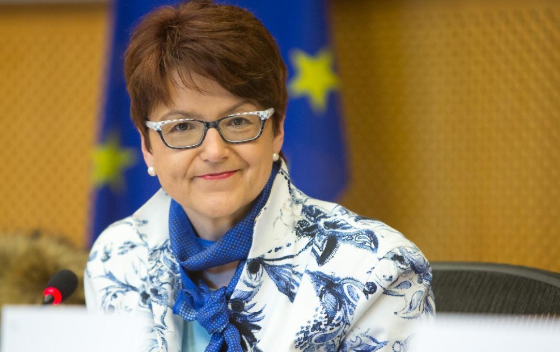 Portrait of Ms Ingeborg Gräßle, CONT Chair