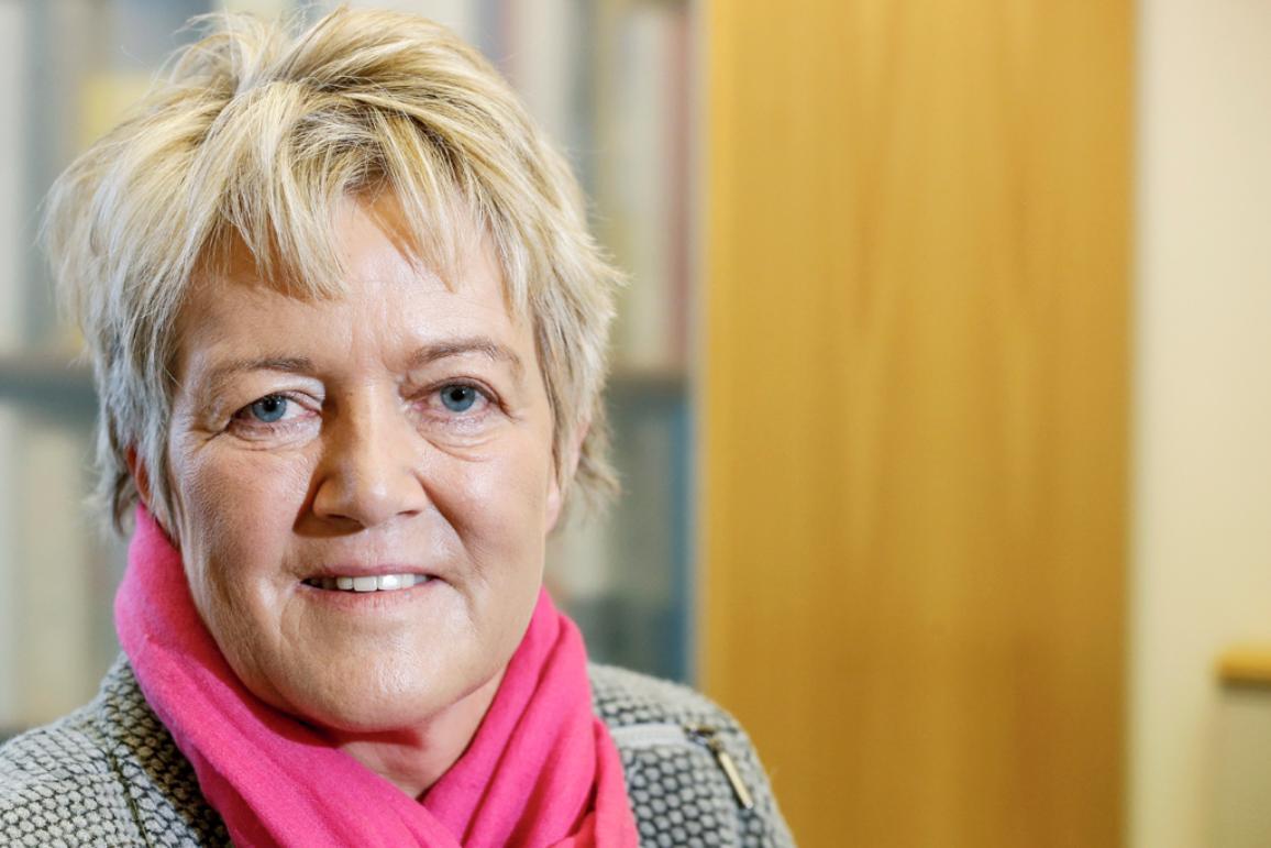 Interview withe Birgit Collin-Langen