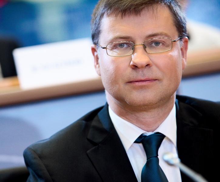 Valdis Dombrowskis