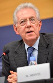 Mario Monti - Chair of the High Level Group on Own Resources