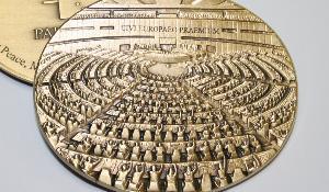 The European Citizen's Prize medal