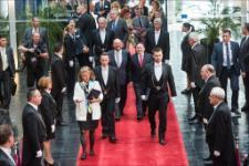 President of Mongolia, Tsakhiagiin Elbegdorj, official visit to the European Parliament