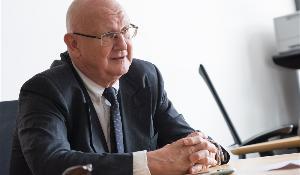 Rapporteur and Vice-President of the European Parliament Ioan Mircea PAŞCU