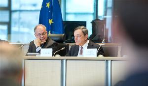On Monday, 15 June, from ECON welcomed ECB's President Mario Draghi for the second Monetary Dialogue of this year.