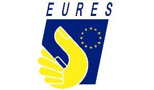 Das Bild zeigt das Logo des EURES-Netzwerkes.