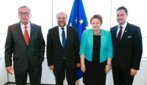 EP President Schulz - Interinstitutional agreement on better regulation