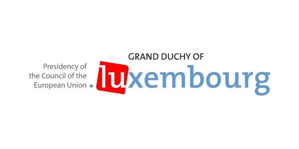 Logo prezydencji Luksemburga © eu2015lu.eu