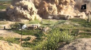 Islamic State militant group in northern Iraq