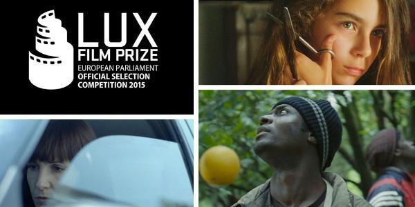 Imagens de segmentos dos filmes finalistas.