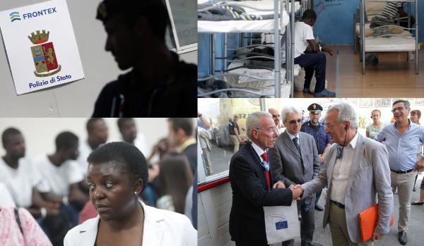 EP Delegation to Sicily on Migration_