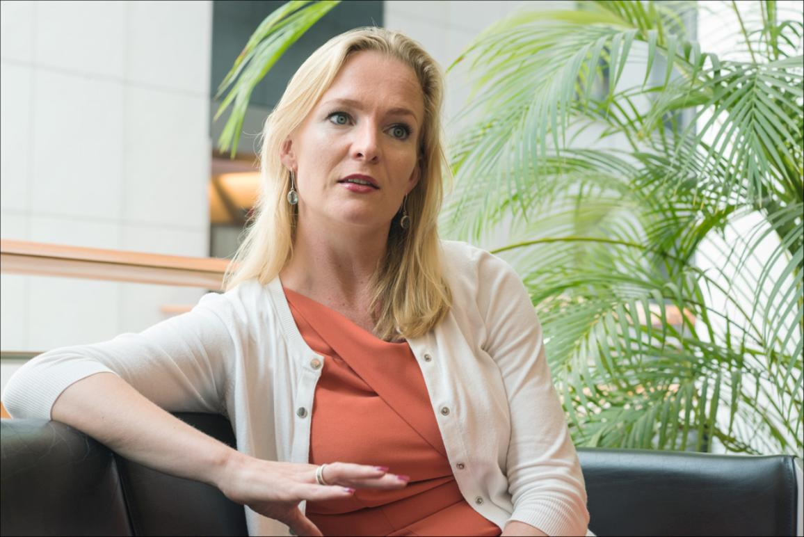 Interview with Marietje Schaake