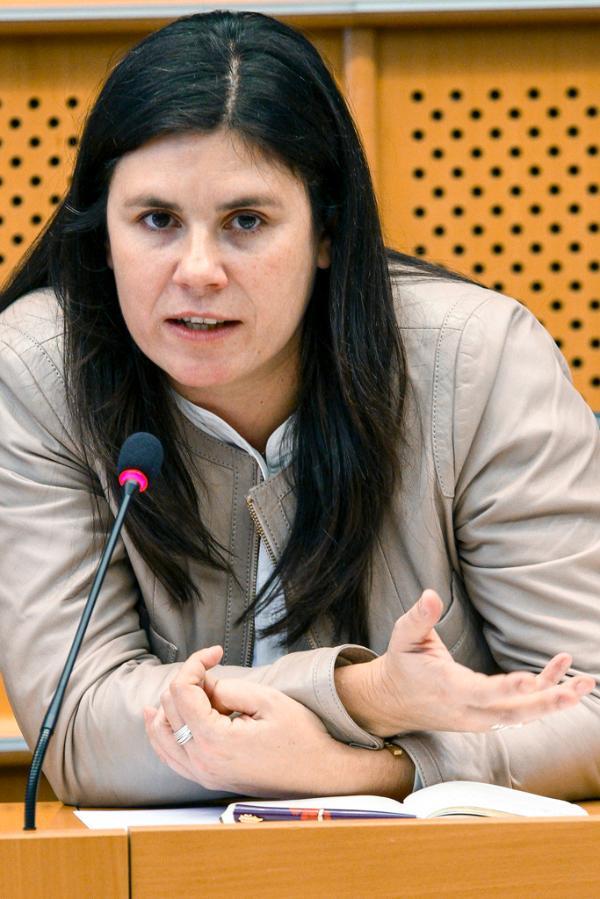 Portrait de Virginie Rozière