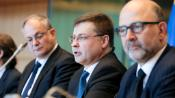 How should the five Presidents' ideas on the future of the Economic and Monetary Union be followed up on? Commissioners Dombrovskis and Moscovici debate with MEPs.