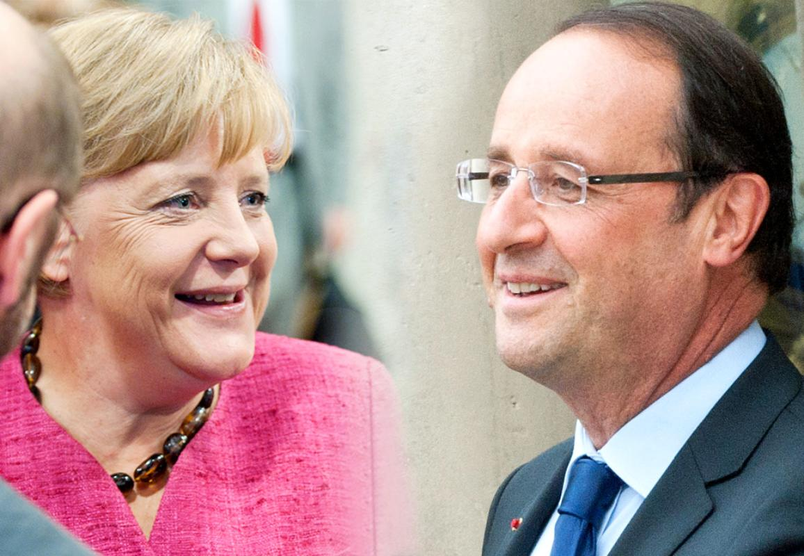 Next week in plenary: Chancellor Merkel and President Hollande to address MEPs