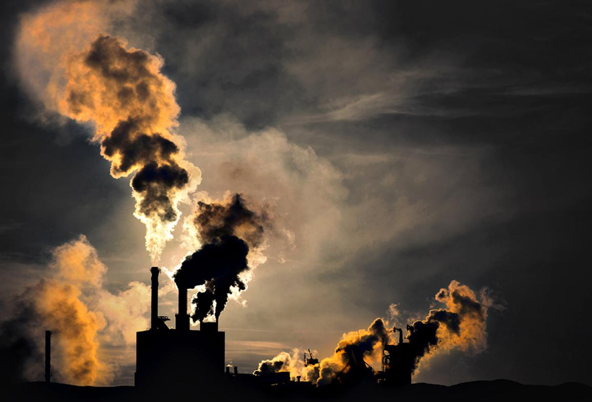 Air pollution illustatio photo ©AP Images/ European Union-EP