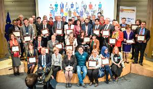 2015 m. Europos piliečio apdovanojimo laureatai