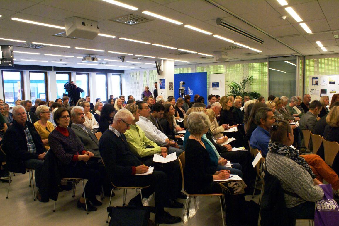 Sverige – ett förebildsland inför klimattoppmötet i Paris?