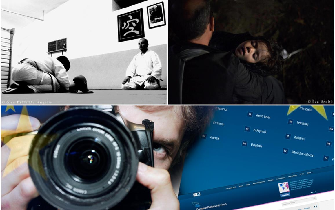 Câștigătoarele competiției Fotograful invitat 2015 sunt Rosabella De Angelis (premiul publicului) si Éva Szabó (premiul juriului).