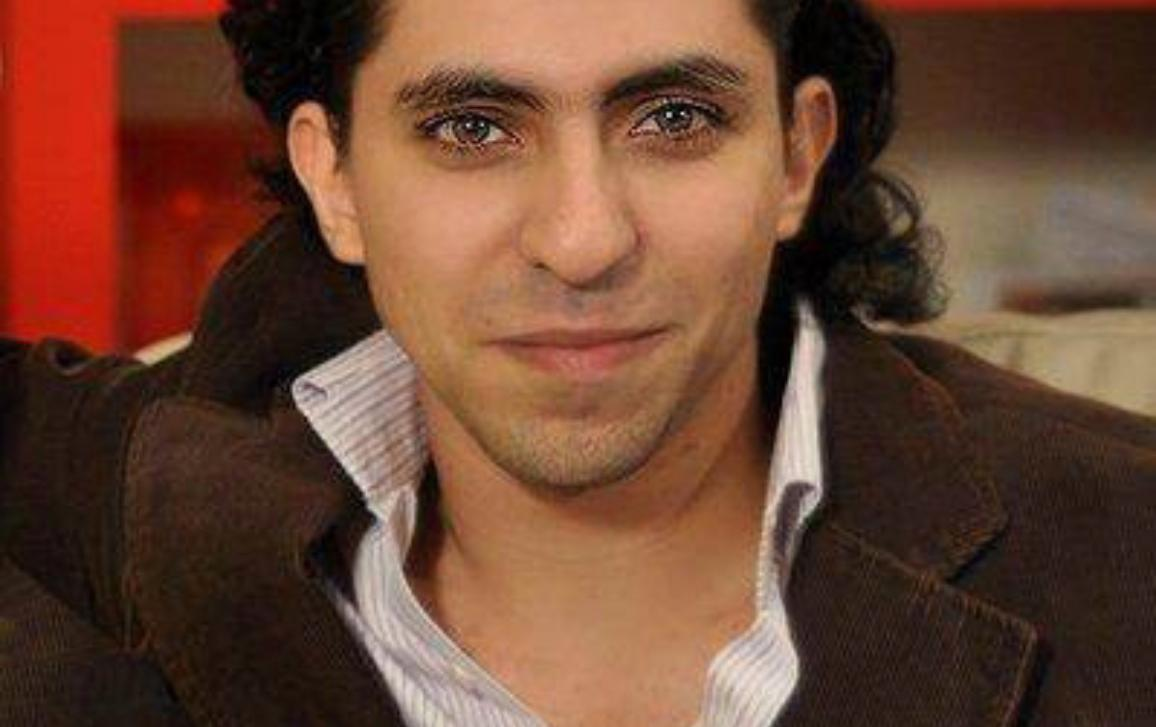 2015 Sakharov Prize winner is Raif Badawi  © Courtesy of Amnesty International
