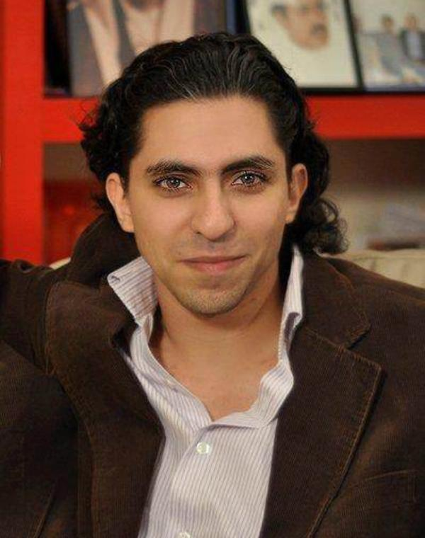 Raif Badawi  ©Cortesía de Amnistía Internacional.