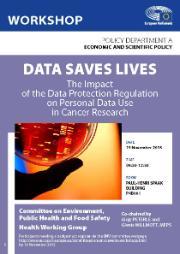 Data saves lives workshop poster