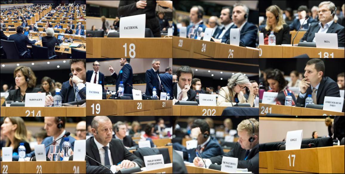 Multinationals have their say. The tax rulings commitee meeting on 16 November gives multinationals the chance to comment on their proposals to make corporate taxation in Europe fairer and more transparent