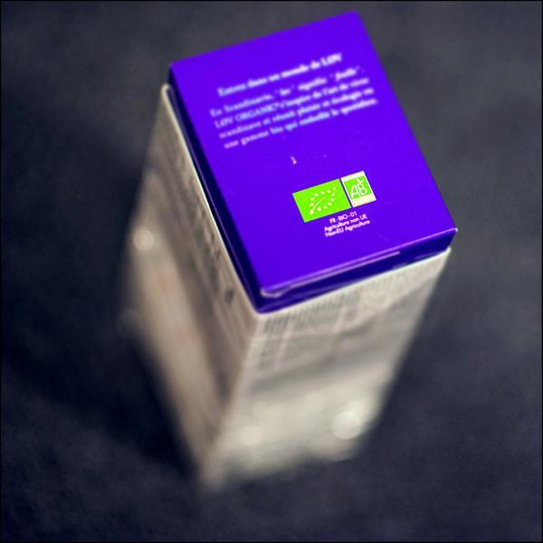Etiquetado orgánico de la Unión Europea.