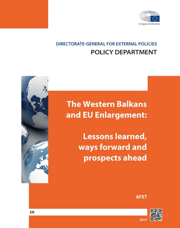 AFET_The western balkans and EU enlargement