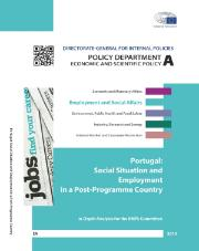 Social Situation and Employment in Portugal