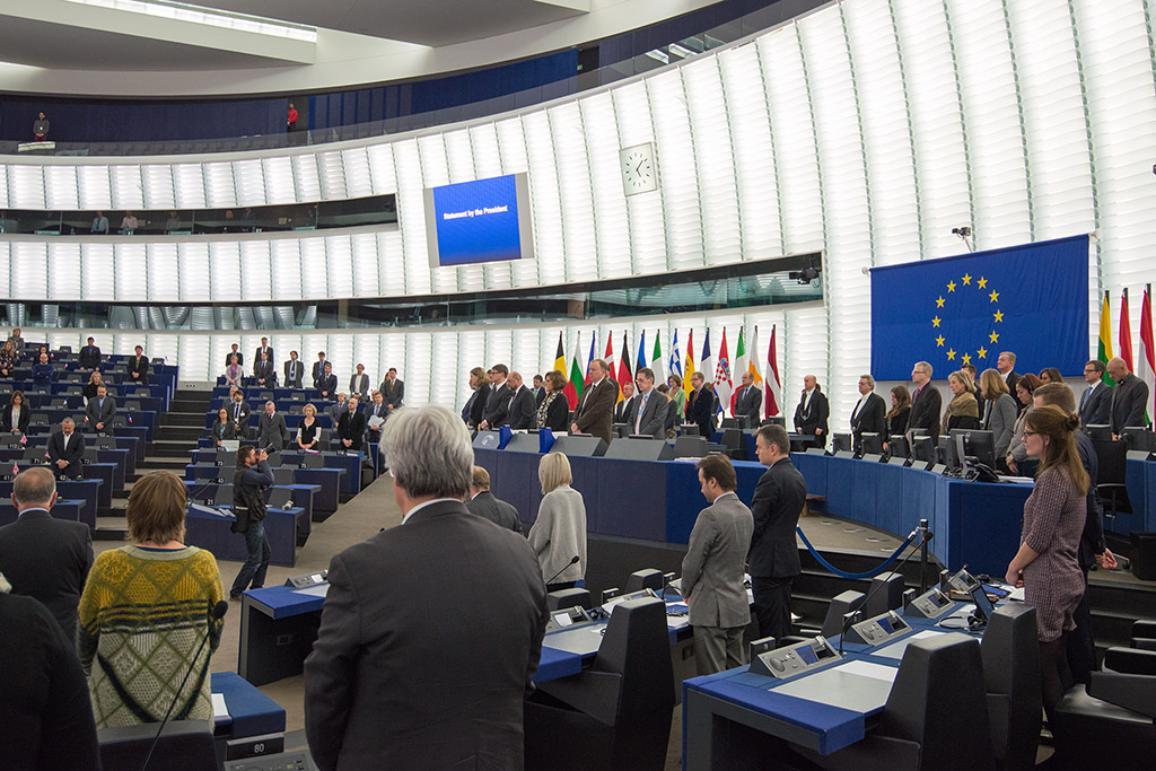 Opening of Plenary