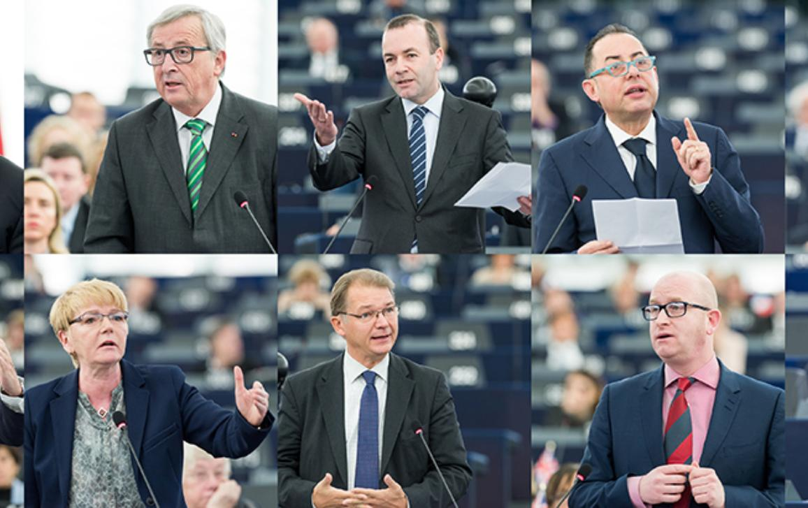 European Parliament plenary debate on recent terrorist attacks in Paris