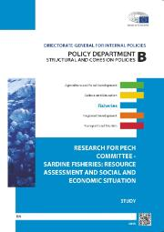 Study on Sardine Fisheries: Resource Assessment and Social and Economic Situation