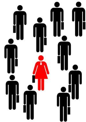 Gender equality - illustration