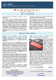 IMCO newsletter - issue 65