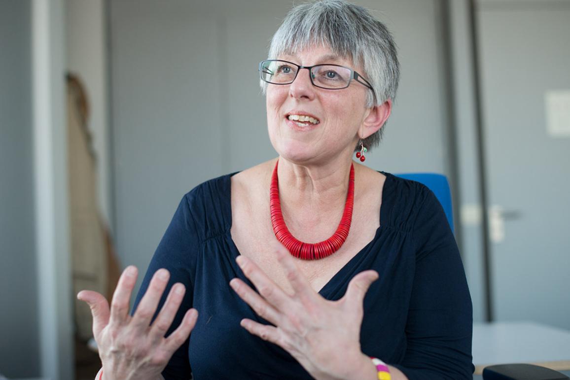 MEP Julie Ward