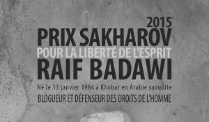 Infographie sur Raif Badawi