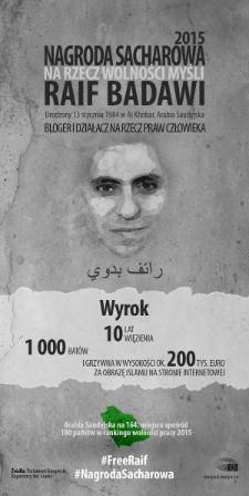 Laureat Nagrody Sacharowa 2015